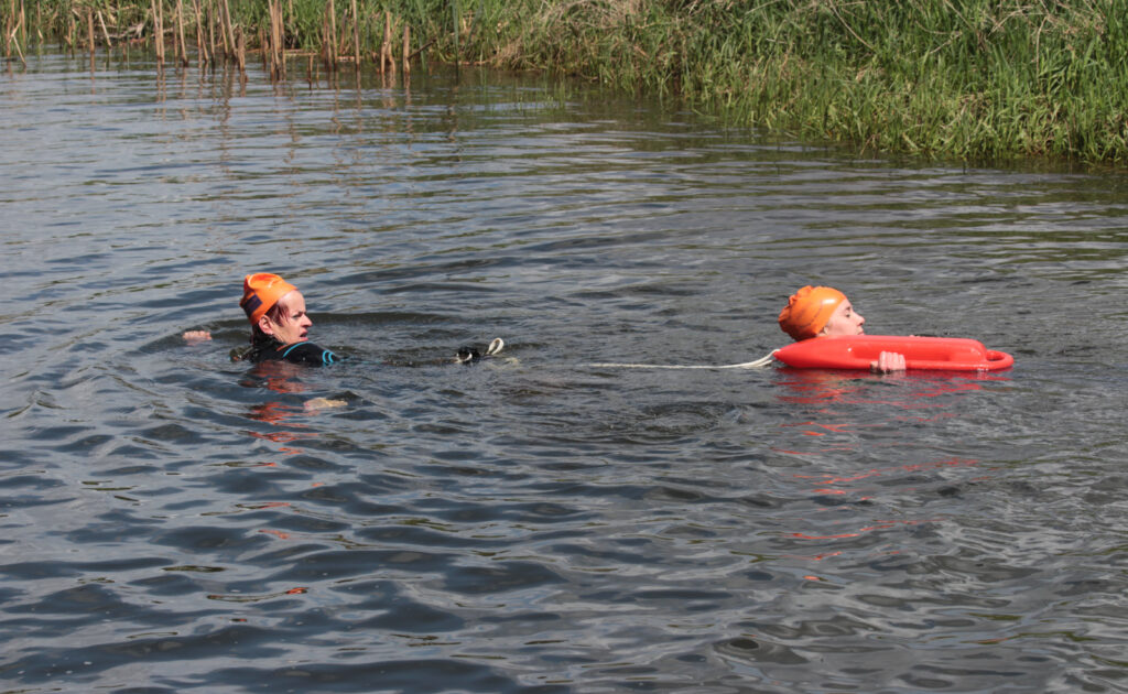 lifeguards training